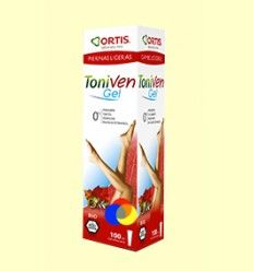 Toniven Gel - Piernas Ligeras - Ortis - 100 ml