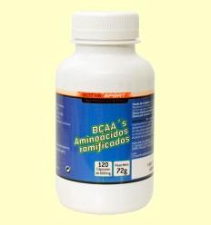 BCAA's Aminoácidos Ramificados - Sotya - 300 cápsulas