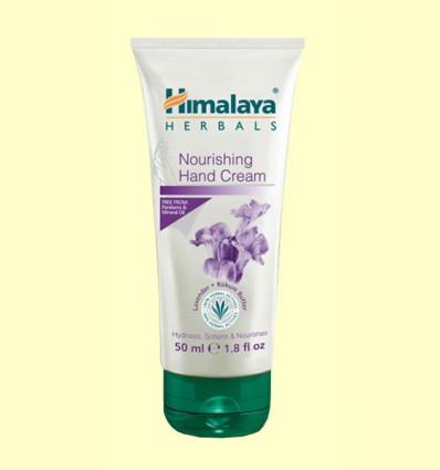Crema de Manos Nutritiva - Himalaya Herbals - 50 ml