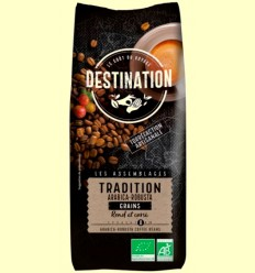 Café en Grano Tradición Arábica Bio - Destination - 1 kg