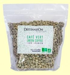 Café Verde en Grano no Torrefacto Bio - Destination - 500 gramos
