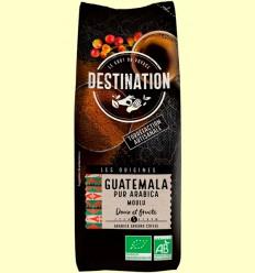 Café Molido Guatemala 100% Arábica Bio - Destination - 250 gramos
