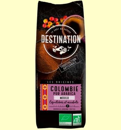 Café Molido Colombia 100% Arábica Bio - Destination - 250 gramos