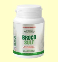 Brocosulf - Nutripraxis - 90 cápsulas