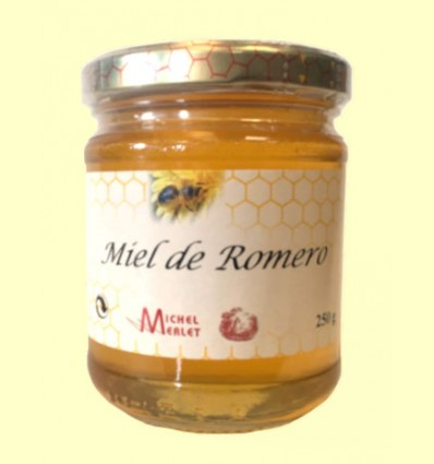 Miel de Romero - Michel Merlet - 250 gramos