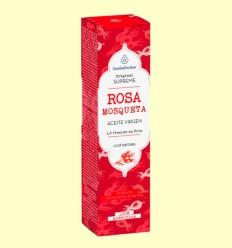 Aceite Vegetal Virgen de Rosa Mosqueta de Chile - Esential'arôms - 50 ml
