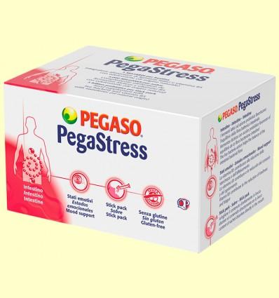 PegaStress - Tensiones y Ansiedad - Pegaso - 14 sobres