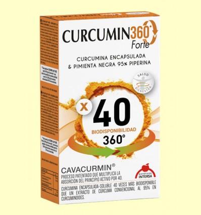 Curcumin 360 Forte - Intersa - 60 cápsulas