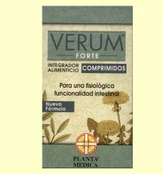 Verum forte comprimidos - Planta Médica - 80 comprimidos