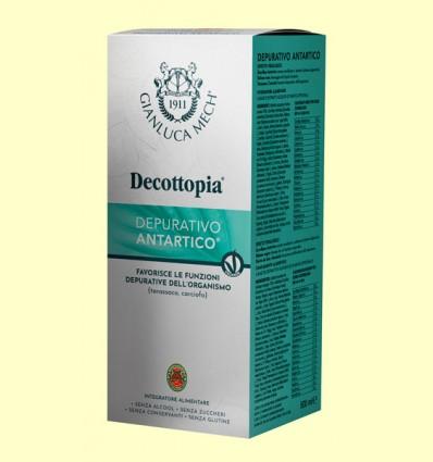 Depurativo Antártico - Decottopía - 500 ml
