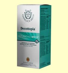 Depurativo Mech Decottopia - Gianluca Mech - 500 ml