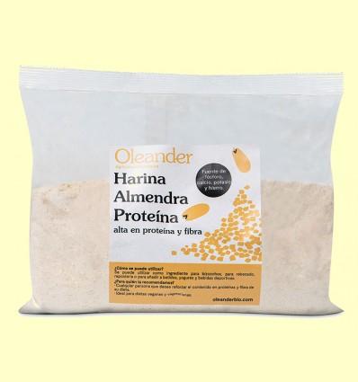 Harina de Almendra Desgrasada Bio - Oleander - 300 gramos