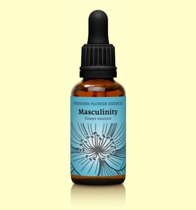 Esencia Floral Findhorn Masculinity - Masculinidad - 30 ml