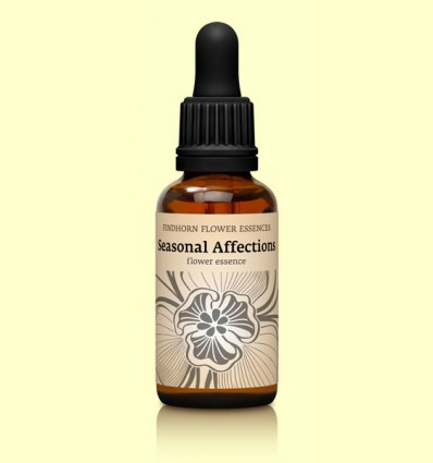 Esencia Floral Findhorn Seasons Afections - Alergia - 30 ml