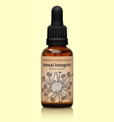 Esencia Floral Findhorn Sexual Integrity - Integridad Sexual - 30 ml