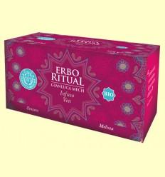 Erbo Ritual Infusión Ven Bio - Gianluca Mech - 20 sobres