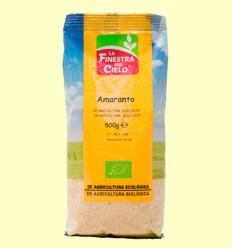 Amaranto Bio - La Finestra Sul Cielo - 500 gramos