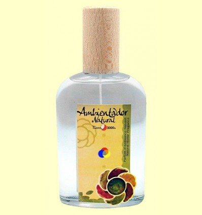 Ambientador Natural de Patchouli - Tierra 3000 - 100 ml