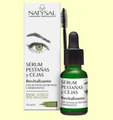 Serum de Pestañas y Cejas - Natysal - 15 ml