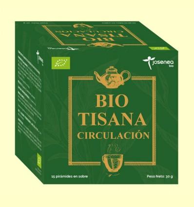 Biotisana Circulación Ensobradas - Josenea - 15 pirámides