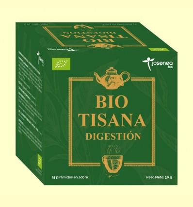 Biotisana Digestión Ensobradas - Josenea - 15 pirámides