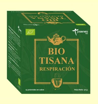 Biotisana Respiración Ensobradas - Equisalud - 15 pirámides