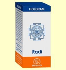 Holoram Radi - Equisalud - 60 cápsulas