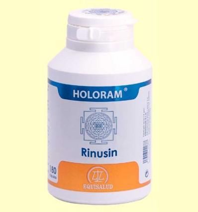 Holoram Rinusin - Equisalud - 180 cápsulas