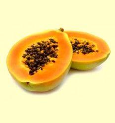 Información - La Papaya. Fruta del Árbol del Papayo