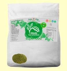 Estevia Eco Hojas Pulverizadas - Energy Feelings - 250 gramos