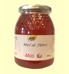 Miel Mil Flores - Michel Merlet - 1kg