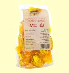 Caramelos Rellenos de Miel y Limón - Michel Merlet - 100 gramos