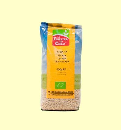 Cebada descascarillada Bio - La Finestra Sul Cielo - 500 gramos
