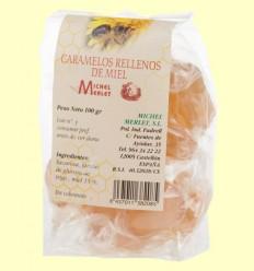 Caramelos Rellenos de Miel - Michel Merlet - 100 gramos