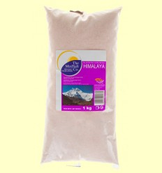 Sal Rosa extrafina de Himalaya - The Medsalt Co - 1 kg