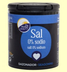 Salero 0% Sodio - The Medsalt Co - 200 g