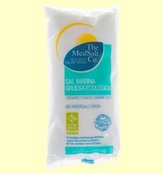 Sal Marina Gruesa Ecológica - The Medsalt Co - 1 kg