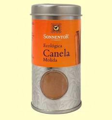 Canela Ceilán molida en lata Bio - Sonnentor - 40 gramos