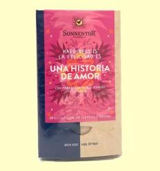 Té Una Historia de Amor de mango, zanahoria y chile - Sonnentor - 36 g