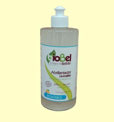 Abrillantador Lavavajillas Eco - Biobel - 500 ml