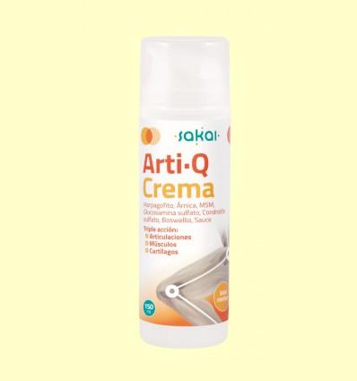 Arti-Q Crema - Articulaciones - Sakai - 150 ml