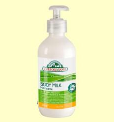 Body Milk Hidratante Aloe Vera y Centella Asiática - Corpore Sano - 300 ml