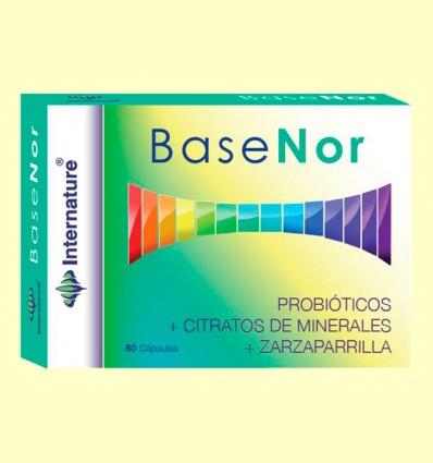 Basenor - Internature - 60 cápsulas