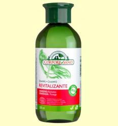 Champú Revitalizante Ginseng y Granada - Corpore Sano - 300 ml