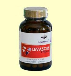 Levascir Plus - Internature - 60 cápsulas