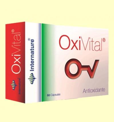 OxiVital - Internature - 60 cápsulas