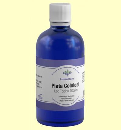 Plata Coloidal - Internature - 100 ml