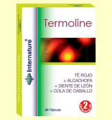 Termoline - Internature - 30 cápsulas *