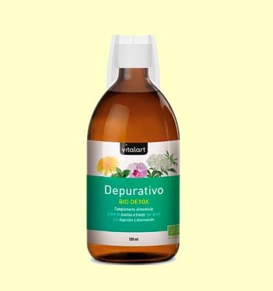 Depurativo Bio Detox - Vitalart - 500 ml