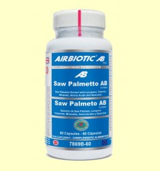 Saw Palmetto AB Complex - Airbiotic - 60 cápsulas